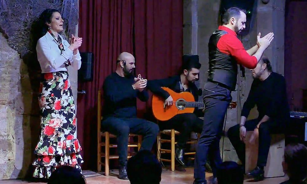 Contratar un grupo flamenco