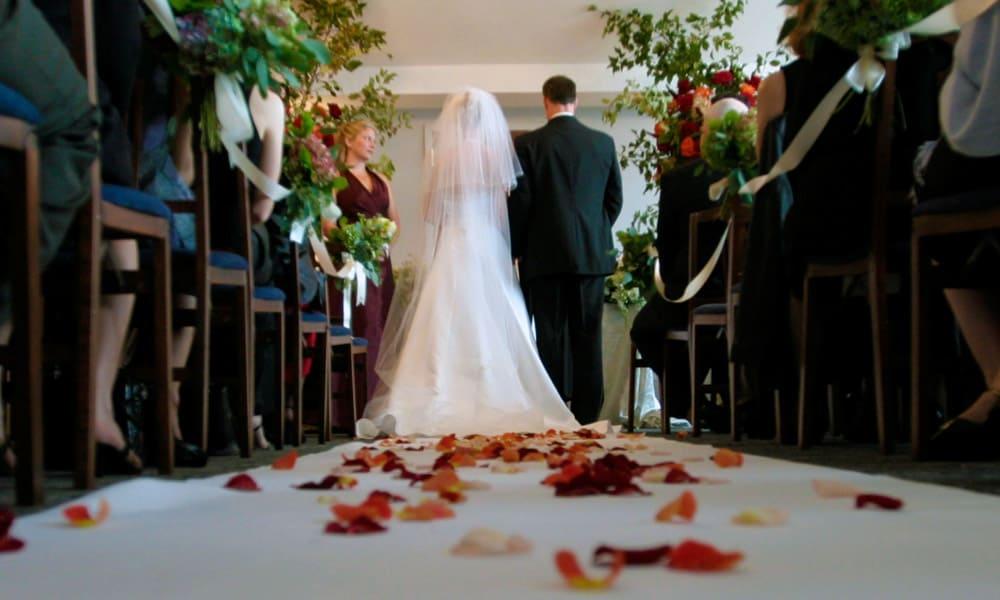 Canciones para la entrada de la novia
