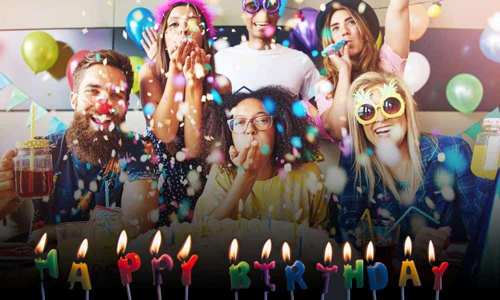 Canciones para fiestas de cumpleaños