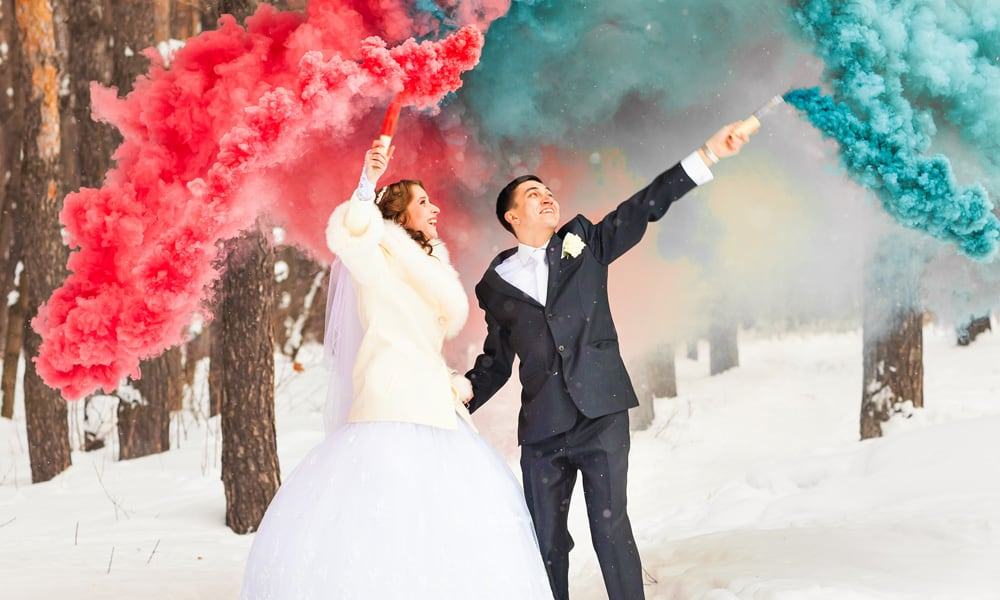 9 Quick Tips for Planning a Winter Wedding
